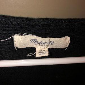 Black madewell t-shirt